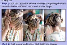 Hair / Hair, Hair and more Hair