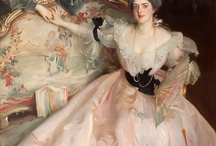 John Singer Sargent / American painter 1856-1925 / by Victoria Hinshaw