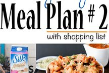 vegan weekly meal plan