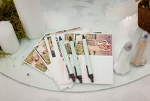 Ideas for Guestbooks {Design}