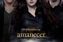 crepusculo / by Astrid