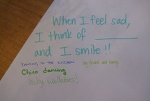 Positive Thinking / by Elise Marie
