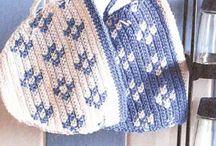 kitchen crochet accessories