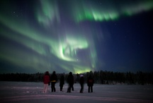 Northern Lights / Some pictures from our trips and experiences with the aurora borealis.