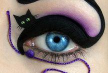Make up Art .. Resim gibi Makyaj..