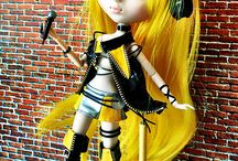 Beautiful Pullips / Pullip dolls I adore and want to own♥