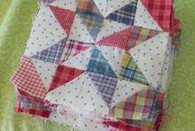 Scraps quilt