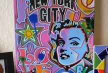 Street Art  4 older kids