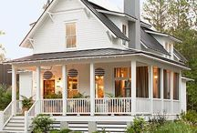 ~ BEAUTIFUL HOMES ~ / Former and current homes