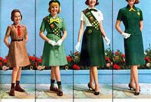 Vintage Girl Scouts / National and local throwback Girl Scout gems. / by Girl Scouts of Wisconsin Southeast