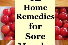 Home remedies / A collection of recipes and tips on the best and most popular home remedies for all sorts of ailments. Essential oils are used, but not exclusively!