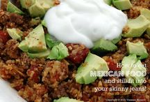 Healthy Food & Recipes / Food and recipes that are great for family and kids.