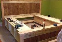 Betten selber bauen