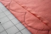 Sewing Techniques / Técnicas de Costura