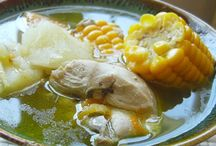 Sancocho / food for the people