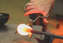 Shears for Glassblowing / High quality Shears from Jim Moore.