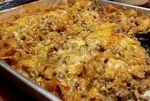 Mexican food potluck ideas