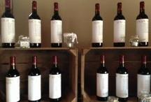 Wine Bottle Wedding Seating Plans