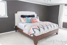 Master Bedroom / by Maria Bingham