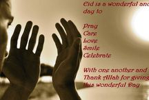 Eid ul Fitr / Collection of Eid ul Fitr stuff like wishes, quotes, sms, messages, everything here for free