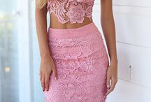 Lace Outfits