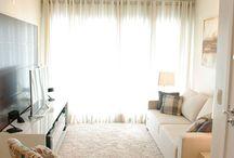 Decoração- Sala de estar