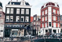 // amsterdam photography // / Sharing beautiful photography taken in the city Amsterdam, The Netherlands.
