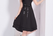 Short Sleeve Dresses / by Jacco Fashion