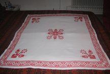 Terítők, tablecloths