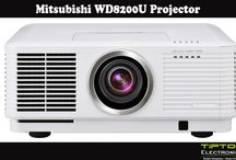Projectors / Tip Top Electronics is an online electronic store that comprises of a wide assortment of flash projectors available at affordable rates.
