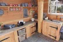 kuchyne chata