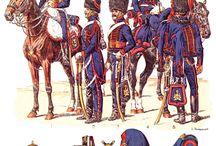Impérial guard horse artillery
