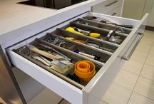 Cutlery and Utensil Storage
