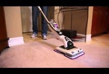 The Shark Sonic Duo Cleaning System / The Shark Sonic Duo uses a first-of-its-kind technology to remove 5 times more stuck-on dirt in carpets than vacuuming alone and deep cleans hard floors better than any mop on the market.  / by Shark Cleaning