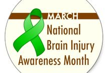 National TBI Awareness Month / March is National TBI month.