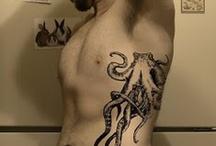 Tattoos / by Lori Gildersleeve