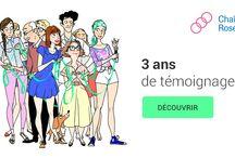 Magazine Digital #3ansdetemoignage / La Chaîne rose a 3 ans !