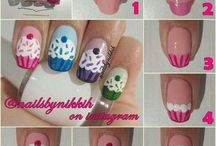Nail DIY tutorials