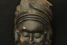 African Masks / Once in a lifetime auction of African Art to be offered for public auction from the Rosen Collection! Items located in Pleasant Valley, NY. Preview available Monday-Friday 9am-3pm by appointment only. Pickup must be completed by Wednesday, November 5. Bid online at https://www.aarbids.com/