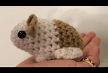 Crochet and Knitting / Cute little animals and dolls to crochet and knit