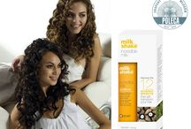 Best hair cosmetics from Z.One Concept / Products, that will make your hair shiny and beautiful + hair stylizations