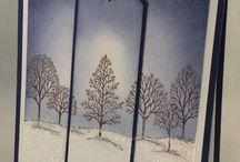 Christmas, cards, ideas, ...