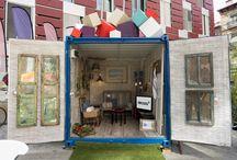 La esquina de la inspiración de Canal Decasa en DecorAcción 2015 / Canal Decasa, el canal de televisión oficial de DecorAccion 2015, elige a la Escuela IADE para diseñar el espacio que ocupará en la C/ Alameda del madrileño Barrio de las Letras, 'La esquina de la inspiración'.