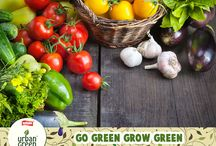 Go Green! / Tips to have a healthy life!