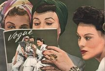 No more bad hairdays / 1940s hair accessories