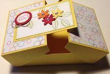 Verpackung Boxen