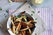 Vegetarian/Veggie/Sides