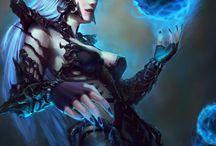 diosa syndra