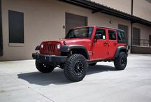 Jeeps / by Top Gun Customz
