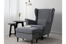 Ikea Strandmon chair